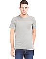 Cherokee Solid Cotton T-Shirt
