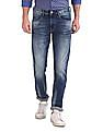 U.S. Polo Assn. Denim Co. Brandon Slim Tapered Fit Washed Jeans