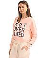 SUGR Cropped Active Sweatshirt