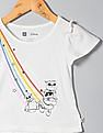 GAP Toddler Girl Disney Pugs Graphic T-Shirt