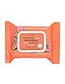 Sephora Collection Cleansing And Exfoliating Wipes - Papaya