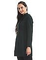 U.S. Polo Assn. Women Solid Belted Trench Coat